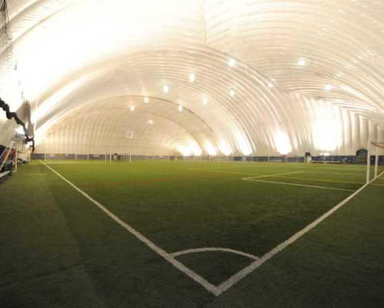 Inside the Afrim's Sports Center
