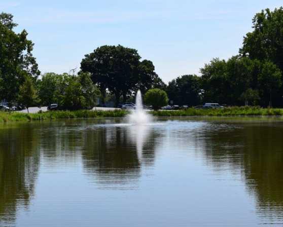 Van Schaick Pond
