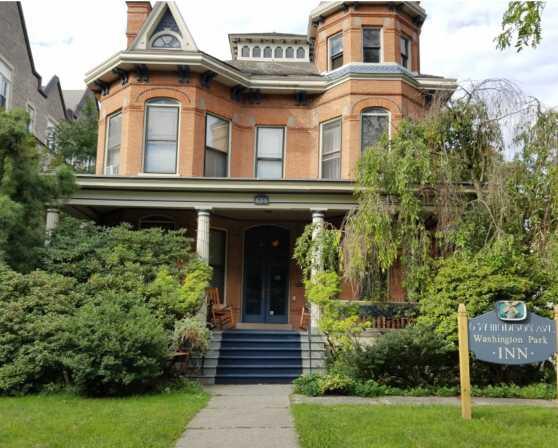 Washington Park Inn - Front