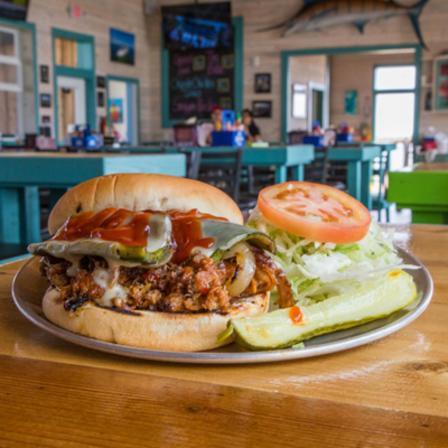 Blind Tiger Biloxi Beach Burger
