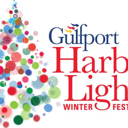 annual gulfport harbor lights winter festival