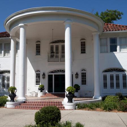Oak Crest Mansion Inn Pass Christian Ms 39571