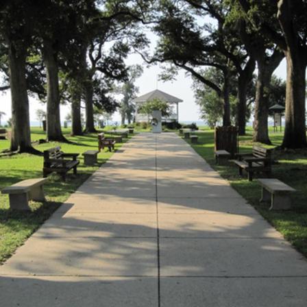 Pass Christian War Memorial Park Pass Christian Ms 39571