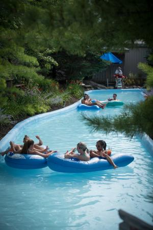 Croctail Creek Lazy River at Zoombeezi Bay
