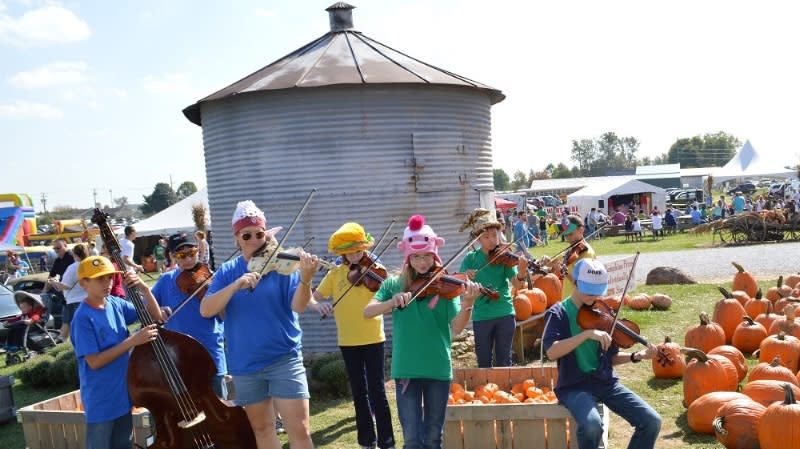Heartland Apple Festival festivities