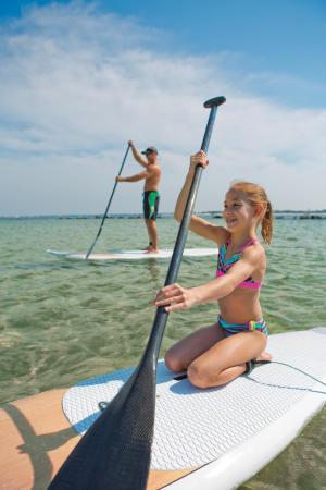 Family paddleboard SUP