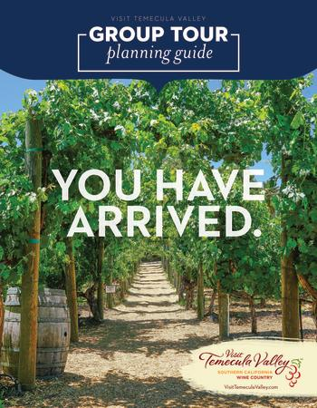 2017-18 Group Tour Planning Guide Cover