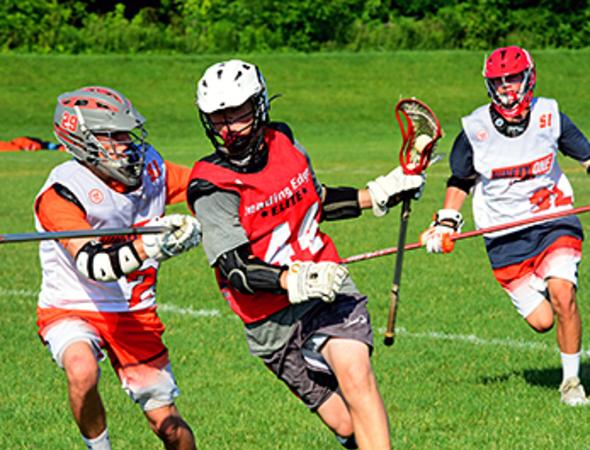 Valley Forge Sports Background