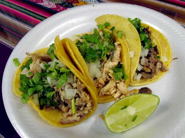 Tacos La Bamba - Beaumont, Texas