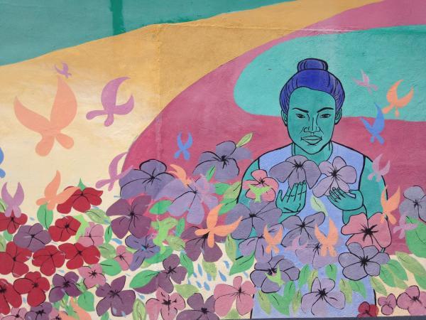 Murals in Milledgeville