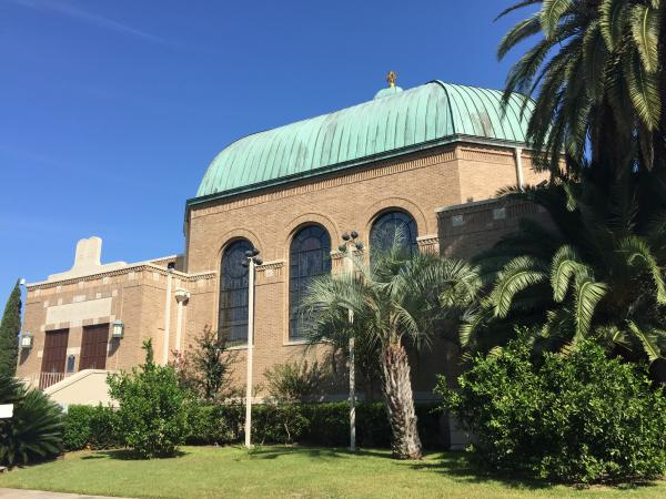 Temple Emanuel in Beaumont, Texas