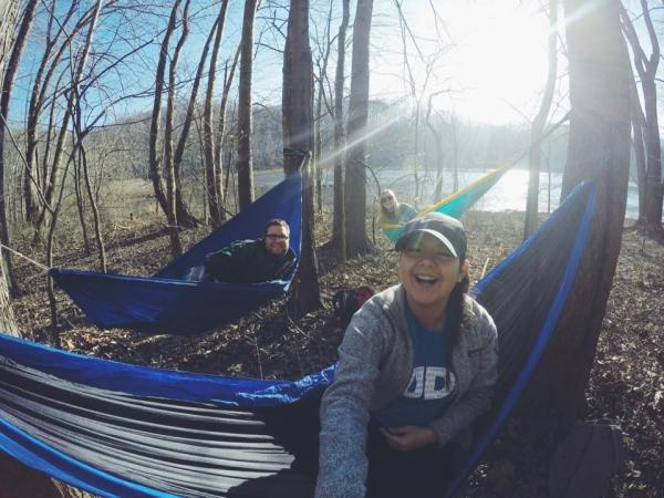 griffey lake hammock