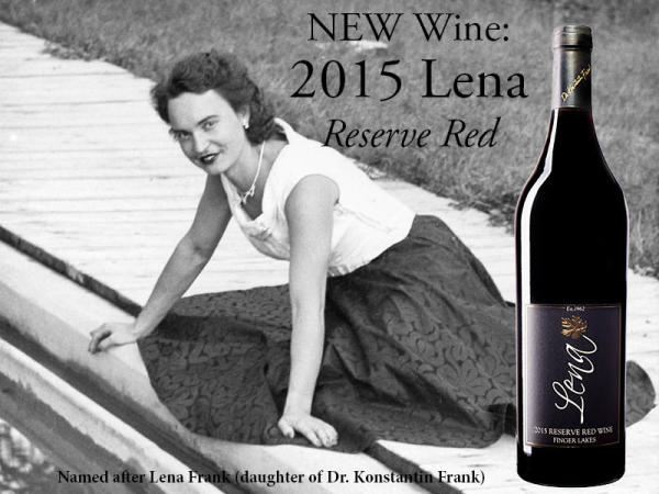 Lena Reserve Red
