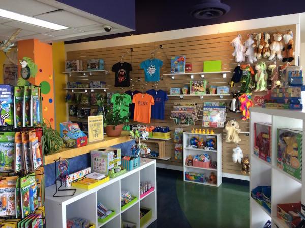 Children's Museum Barstow Street