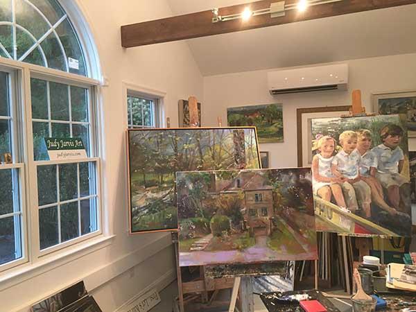 Montgomery County Studio Tour Judith Jarvis