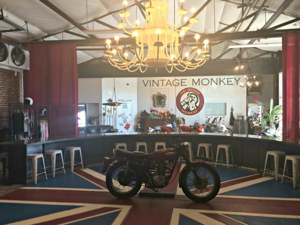 Vintage Monkey Venue Sacramento