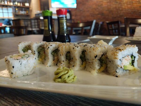Red Sun Sushi Roll