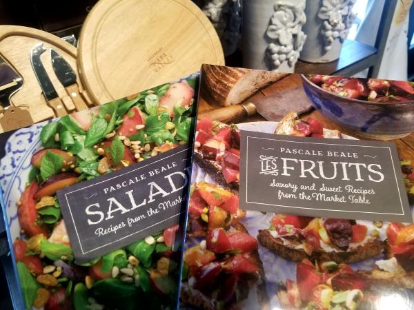 Les Fruits Cookbook