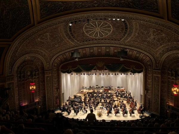 The Fort Wayne Philharmonic at the Embassy Theater