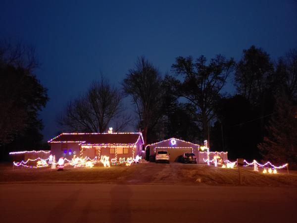 7632 Sunny Lane_Joshua Jewett - Best Christmas Light Displays in Fort Wayne, Indiana