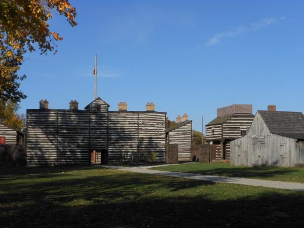 The Old Fort - Historic Fort Wayne