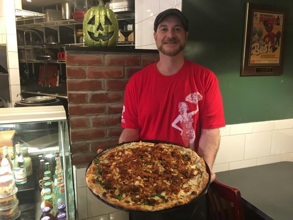 Felini's Pizza Pumpkin