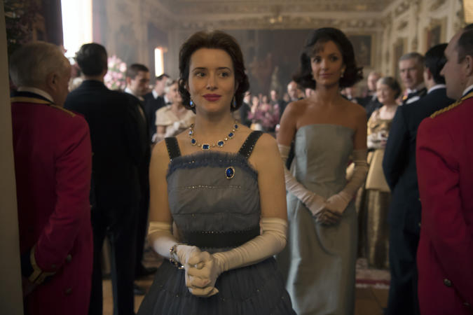 Costuming The Crown at Winterthur