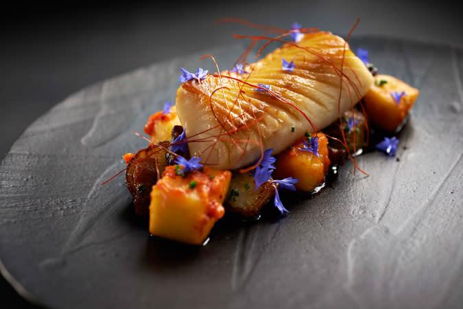 Hawksworth Restaurant: Sablefish