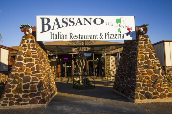 Bassanos Entrance