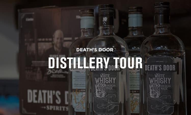 Death's Door Distillery Tour Essential Madison Experience