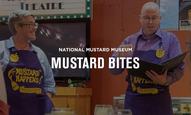 National Mustard Museum Mustard Bites Essential Madison Experience