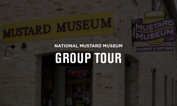 National Mustard Museum Group Tour Essential Madison Experience