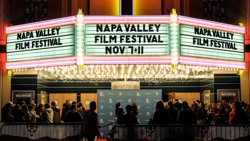 Napa Valley Film Festival 2018