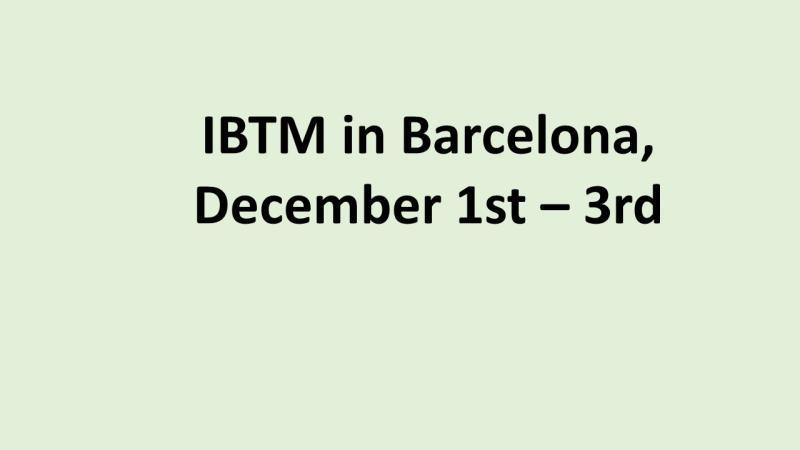 IBTM 2020