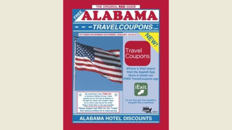 Alabama Travel Coupons
