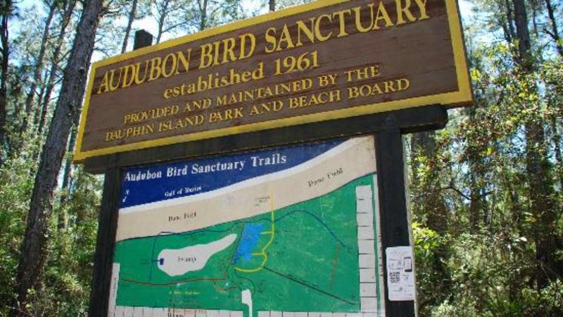 Audubon Bird Sanctuary