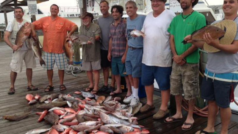 Captain Mike Thierry's Deep Sea Fishing 1