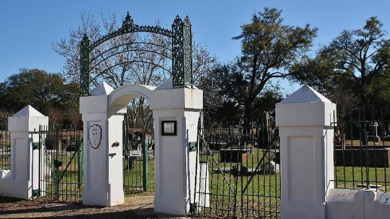 Church Street Graveyard 1