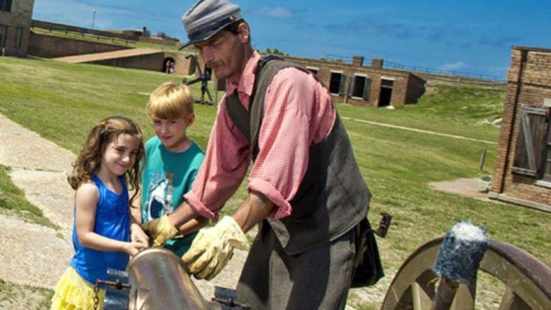 Civil War Trail 1