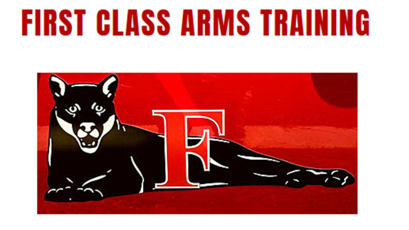 First Class Arms Training