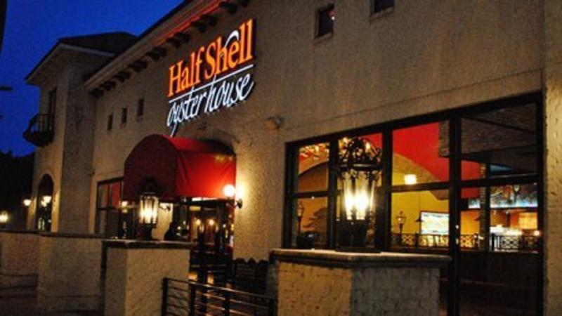 Half Shell Oyster House Eastern Shore
