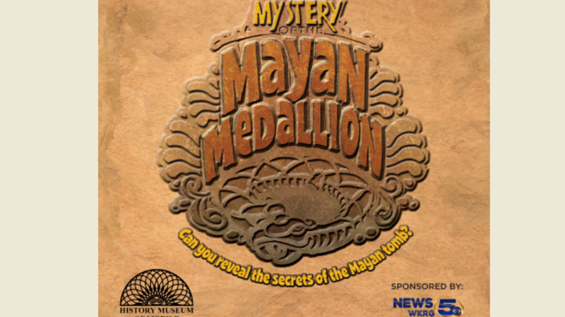 Mystery Of The Mayan Medallion