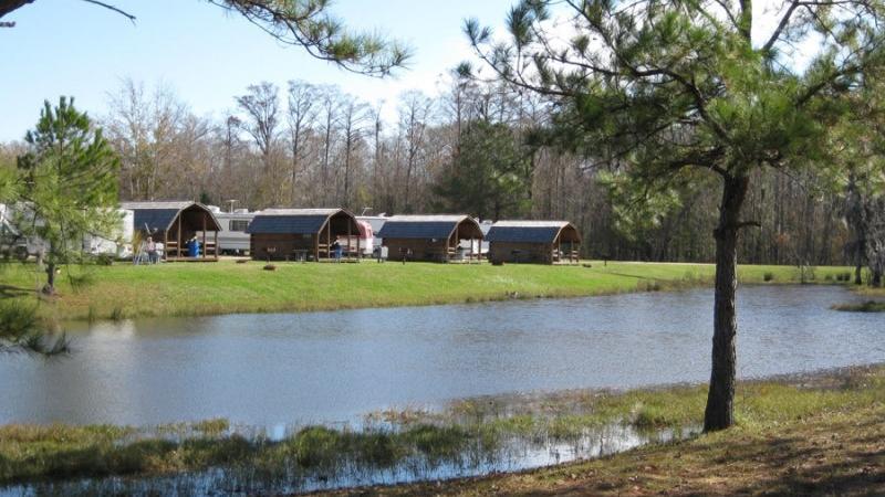 Mobile County River Delta