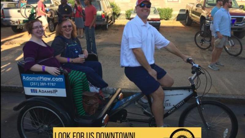 Mobile Pedicab