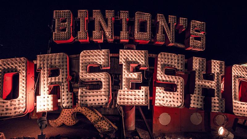 Binions Horseshoe