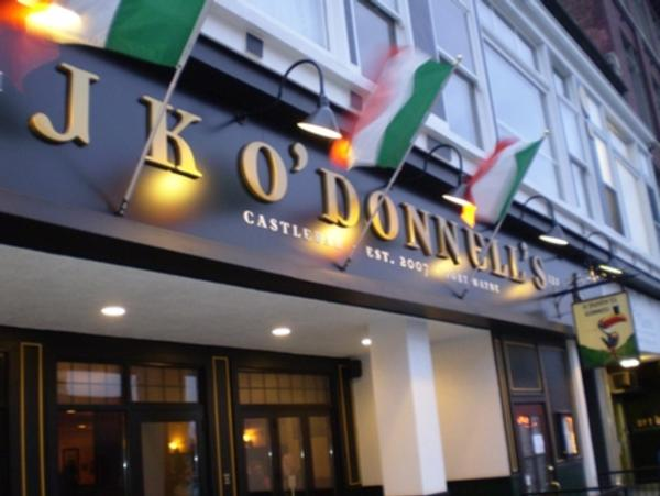 J.K. O'Donnell's