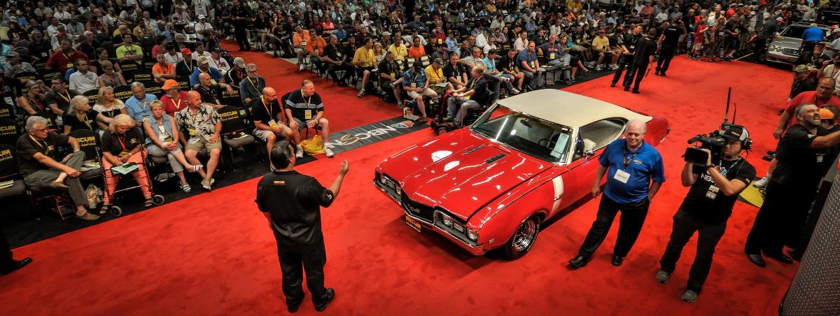 Worlds Largest Collector Car Auction Company Selects HHR For New - East coast car shows