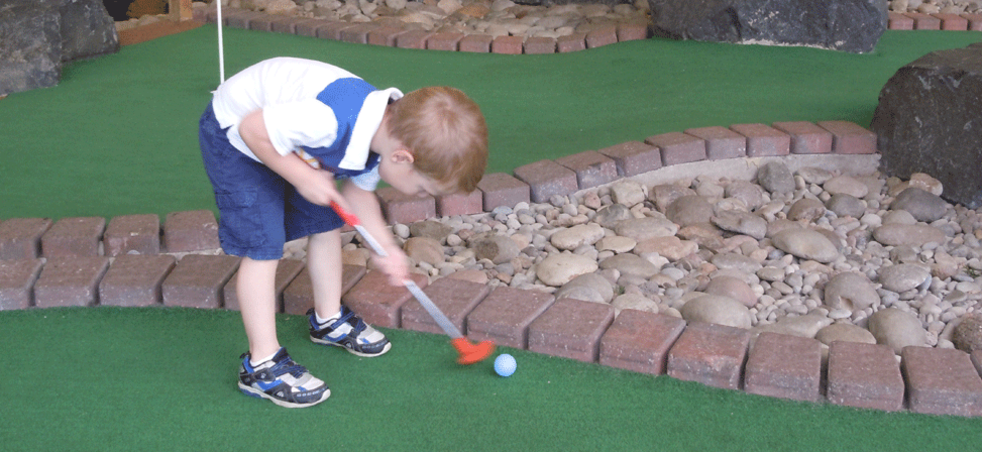 Miniature Golf | Eugene, Cascades & Oregon Coast on baseball golf, hockey golf, plinko golf,