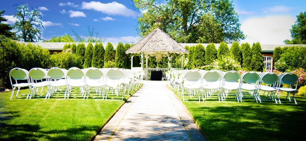 Garden & Park Weddings | Outdoor Wedding Sites | Eugene, Cascades ...