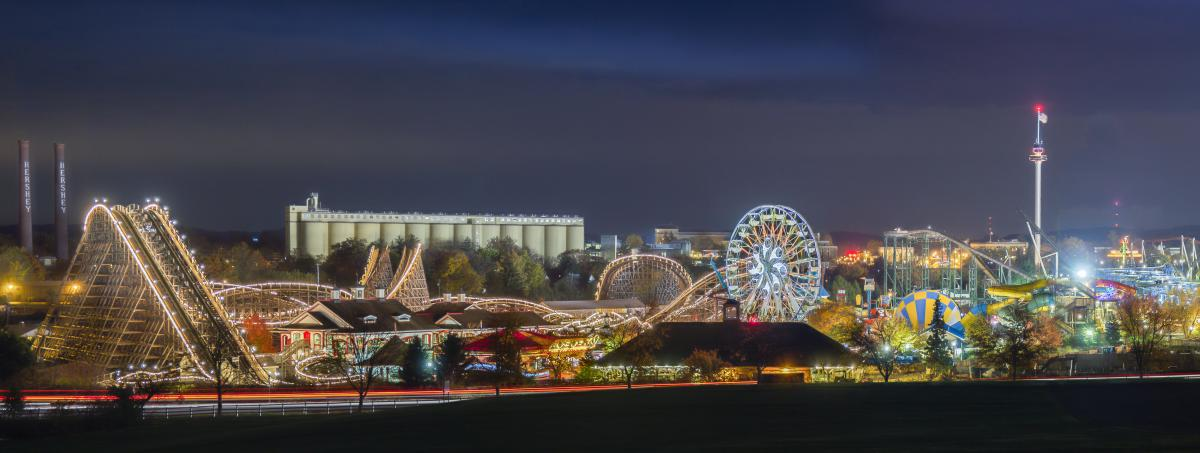 Hersheypark Panoramic